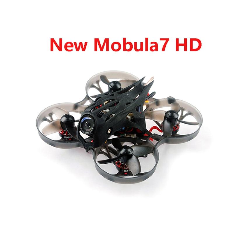 Happymodel mobula7 hd 2 3 s 75mm crazybee f4 pro bwhoop mobula 7 fpv 레이싱 무인기 pnp bnf w/caddx turtle v2 hd 카메라 프리 세일-에서부품 & 액세서리부터 완구 & 취미 의  그룹 1