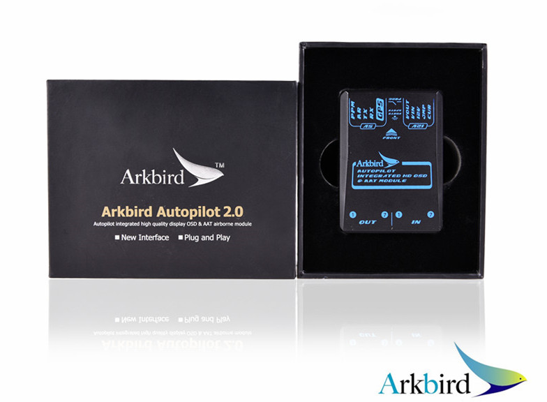 Details about Arkbird FPV OSD V2.0 Autopilot Flight Controller Integrated on