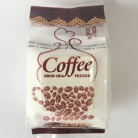 50Pcs Pack Portable Drip Coffee Cup Filter Bags Hanging Cup Coffee Filters Packaging Coffee Tea Bags