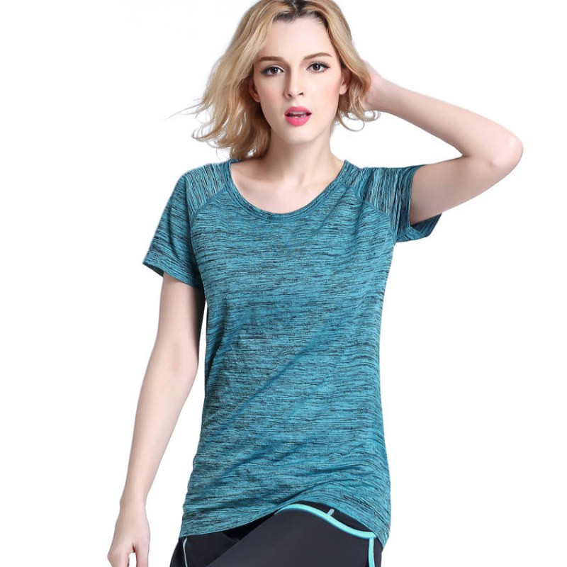 Sport shirt Short sleeves Quick to dry Comfortable and cool hiking running easy to clean