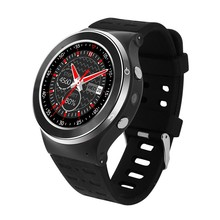 S99 GSM 3G Quad Core Android 5.1 Smart Watch With 5.0 MP Camera GPS WiFi Bluetooth V4.0 Pedometer Heart Rate