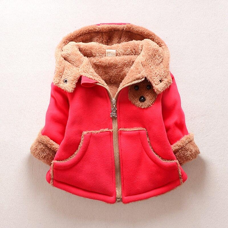 BibiCola/зимняя куртка для маленьких мальчиков детская верхняя одежда для мальчиков осеннее пальто для девочек детская теплая куртка с капюшон...