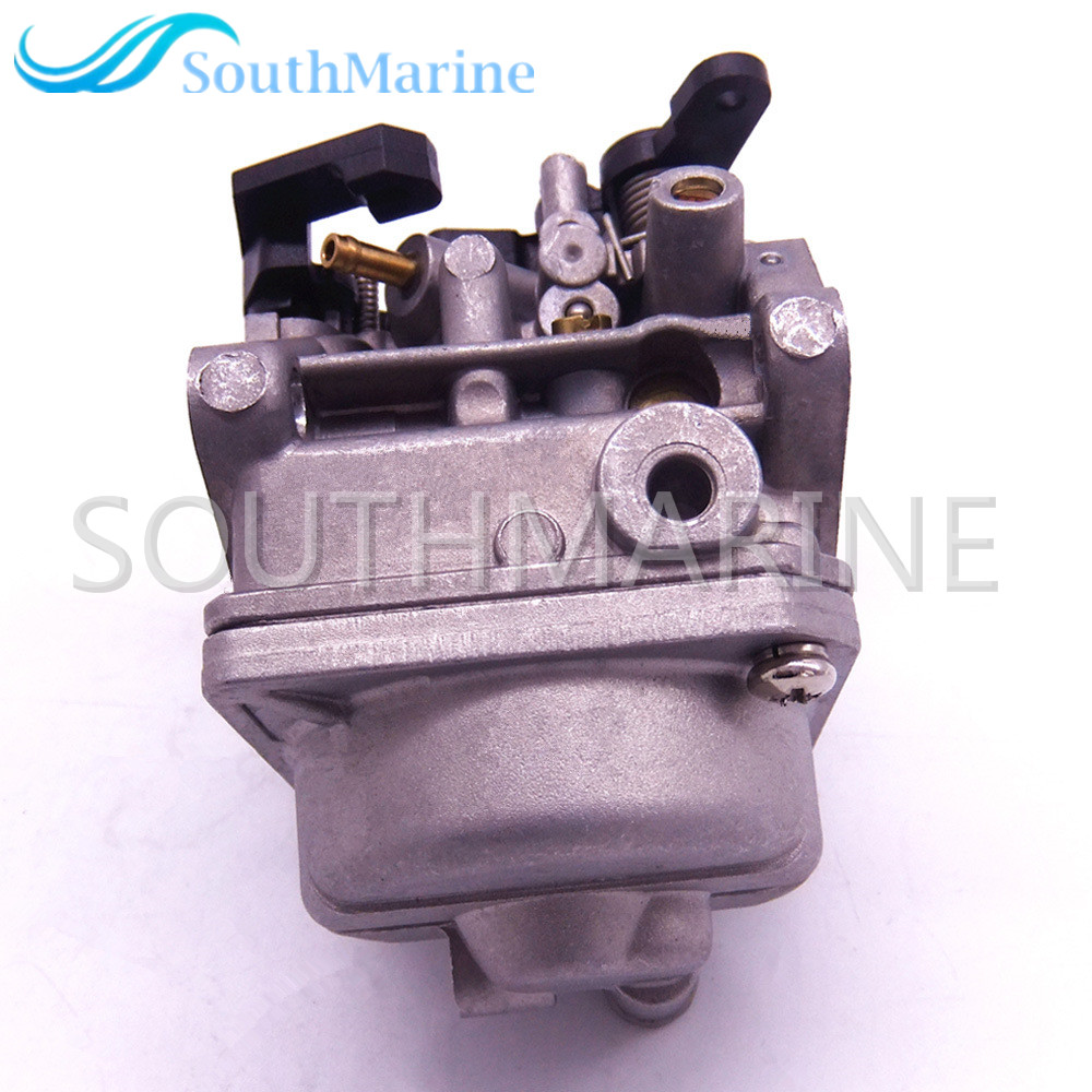 Image 5 - 3R4 03200 0 3R4 03200 1 3R4032000M 3R4032001M Carburetor Assy for Tohatsu Nissan 4 stroke 6HP MFS6 NFS6 A2 B Outboard Motor-in Boat Engine from Automobiles & Motorcycles