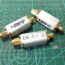 Free shipping DE-900 900MHz narrow band high sensitivity coaxial RF detector, SMA (positive output)