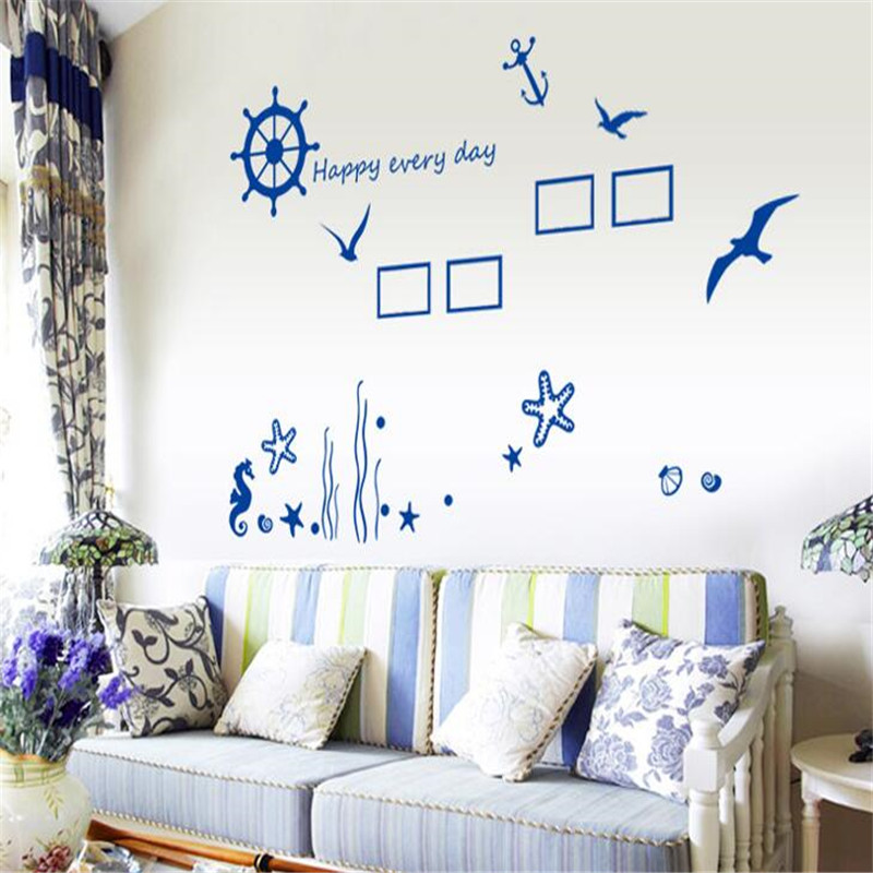 Merveilleux Marine Life Home Decor
