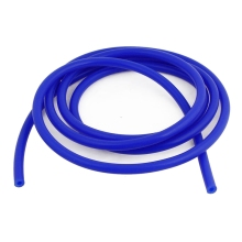 ID 4mm Silicone Hose Vacuum 2M Long Blue