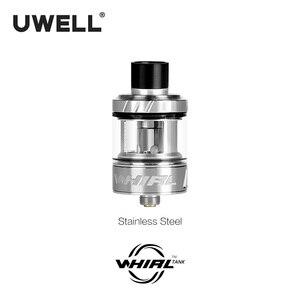 Image 4 - UWELL Whirl Serbatoio Atomizzatore 3.5ml 2ml Per Sigaretta Elettronica Hypercar 80W TC Box Mod Plug tirare bobina MTL DTL Vape Serbatoio Vaporizzatore