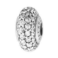 Pandulaso Essence Bead BALANCE Charm Sterling Silver Jewelry Fit European Essence Bracelet Loose Bead Mother S
