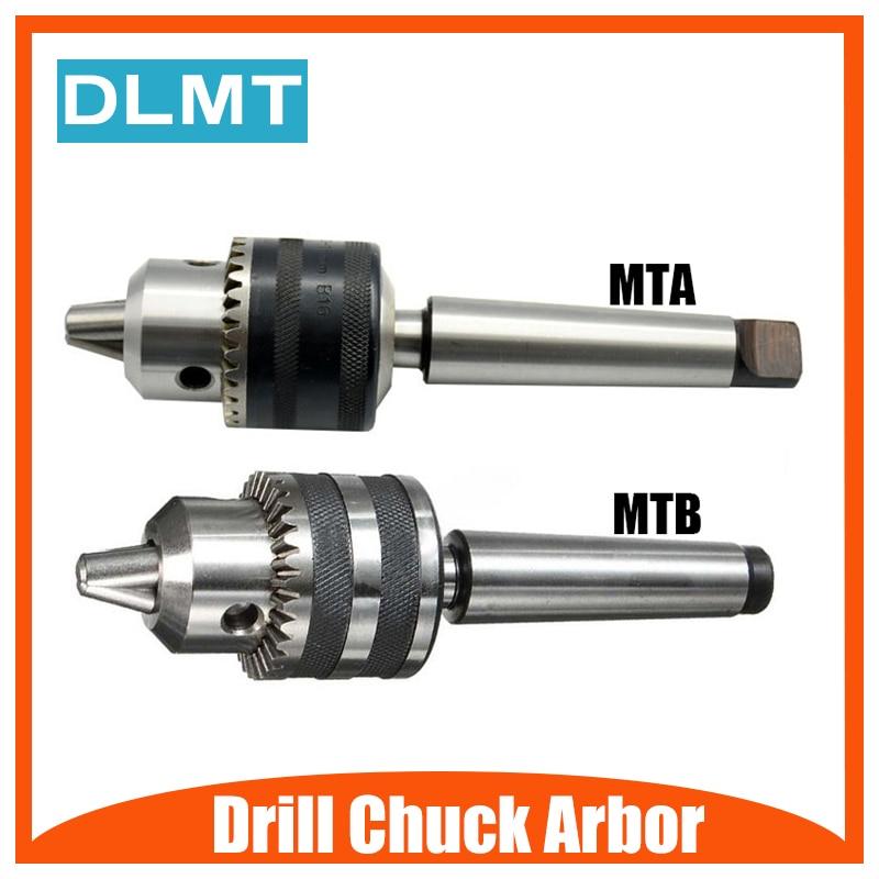 Morse taper shank MTA2 MTB2 chave mandril B16 B18 1-13MM 3-16MM 1- 16MM