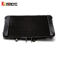 For Honda 1988 1990 Bors400 Motorcycle Replacement Cooler Radiator Cooling For Honda Bors400 1988 1989 1990