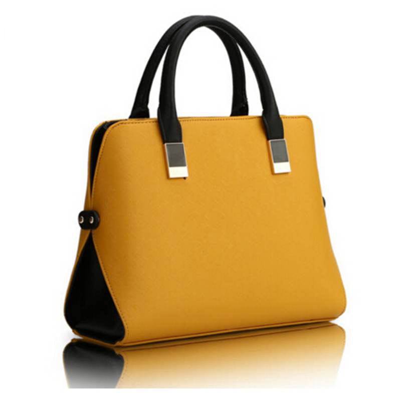 new colorfull shell casual high quality handbag brief women business shoulder bag cross-body slim female bags party bag MB146