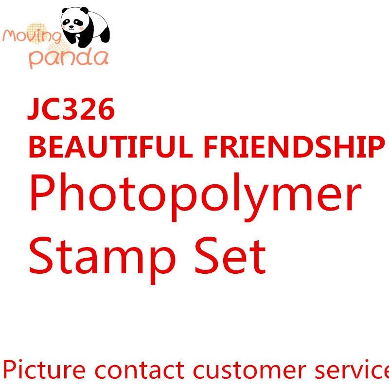 JC326 BEAUTIFUL FRIENDSHIP FLOWER  New 2019 Metal Cutting Dies And Stamps Scrapbook Stamping Embossing Album Craft Stencil Diy
