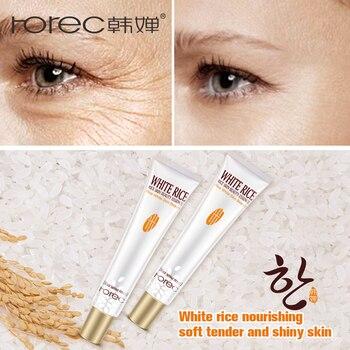 ROREC Collagen Eye Cream Anti Wrinkle Aging Eye Bag Hyaluronic Acid Moistur White Rice Eye Serum Remove Dark Circles Skin Care цена 2017