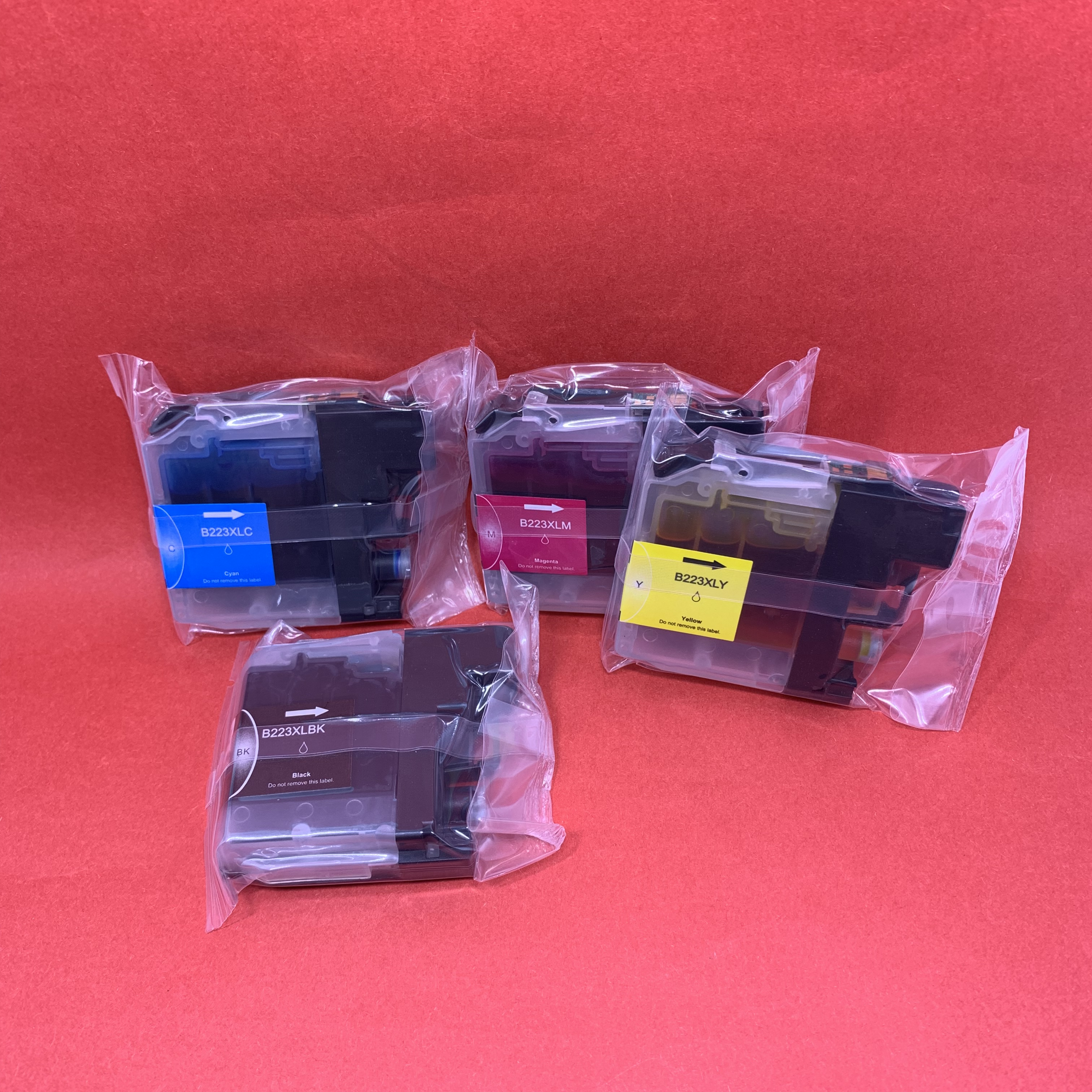 Лидер продаж LC223 XL чернильный картридж LC223XL для Brother DCP-J562DW J4120DW MFC-J480DW J680DW J880DW J4620DW J5720DW J5320DW принтер