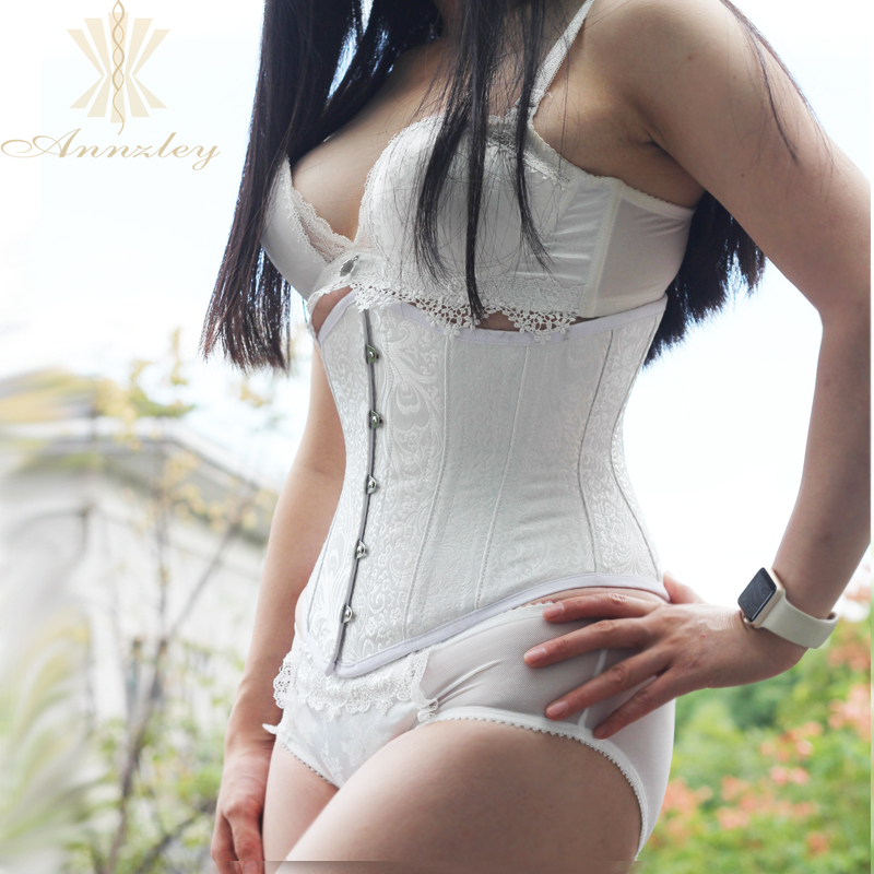 c15542433c Annzley Corset 27CM Hourglass Shape Fast Slim 3 7 Inches Waist Slimming  Corsets For Women-in Bustiers   Corsets from Underwear   Sleepwears on ...