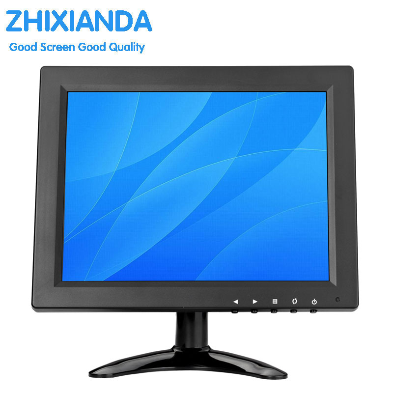 Newest product 9.7 inch 1024*768 IPS lcd monitor 9.7 inch lcd monitor for raspberry pi with HDMI/VGA/USB/AV/BNC interface aputure digital 7inch lcd field video monitor v screen vs 1 finehd field monitor accepts hdmi av for dslr