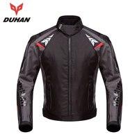 DUHAN Motorrad Jacken Männer Wasserdichte Motorrad Racing Jacke Schutz Motocross Reiten Jacke Professionelle Protector