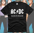 new 2017 free shipping sitcoms ACDC angus young men man male male summer  short-sleeve t-shirt
