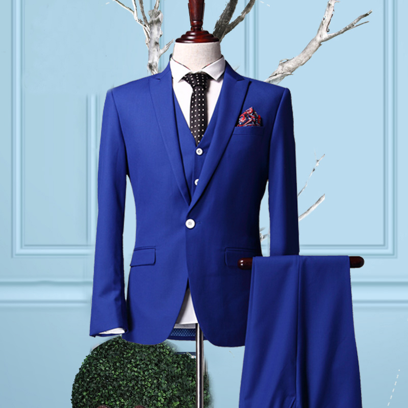 2015 New Arrival Suits Mens Groom Married Wedding Suit Men ...