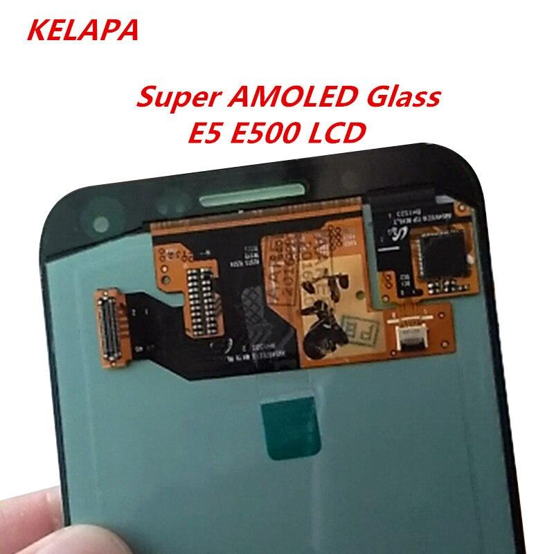 5.0inch E5 Super Amoled LCD Compatible for Samsung Galaxy E500 E500F E500H E500M LCDS Touch Digitizer Assembly5.0inch E5 Super Amoled LCD Compatible for Samsung Galaxy E500 E500F E500H E500M LCDS Touch Digitizer Assembly