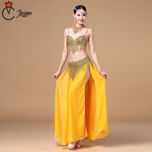 for oriental dance Belly Dance Clothing 3pcs Outfit Women Costume Beads Bra Skirt Belly Dance Costumes Set Bra Belt Skirt 2018 performance belly dancing egyptian costumes oriental dace bra belt skirt belly dance 3pcs costume set