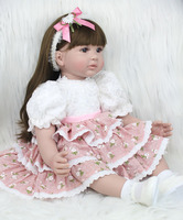 Fashion Baby Girls Birthday Gift Princess Dolls