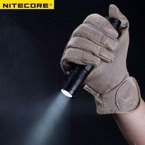 Image 5 - NITECORE P12GTS Cree XHP35 HD LED 1800 lümen açık taktik el feneri