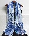 132 серии 175x52 см Оптовая 2017 Последним Muberry Шелковые Шарфы, двойной слой моды шали прямоугольника с кнопкой, бесплатная Доставка