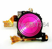 Camera Repair Part For Canon ixus130 Lens Zoom Unit Assembly With CCD Rose (pink) (FREE SHIPPING+TRACKING CODE)