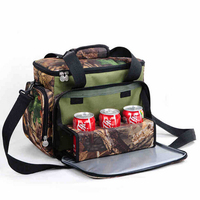 Famous Brand Bolsa Termica Lancheira Insulated Cooler Bag Large Outdoor Thermal Lunch Box Beer Ice Pack