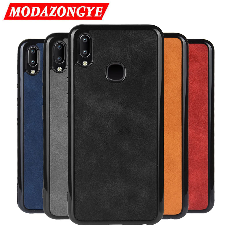 VIVO Y93 Case VIVO Y93 Lite Case PU Leather Phone Case For VIVO Y95 Y 93 95 VIVOY95 VIVOY93 Case Flip Protective Back Cover