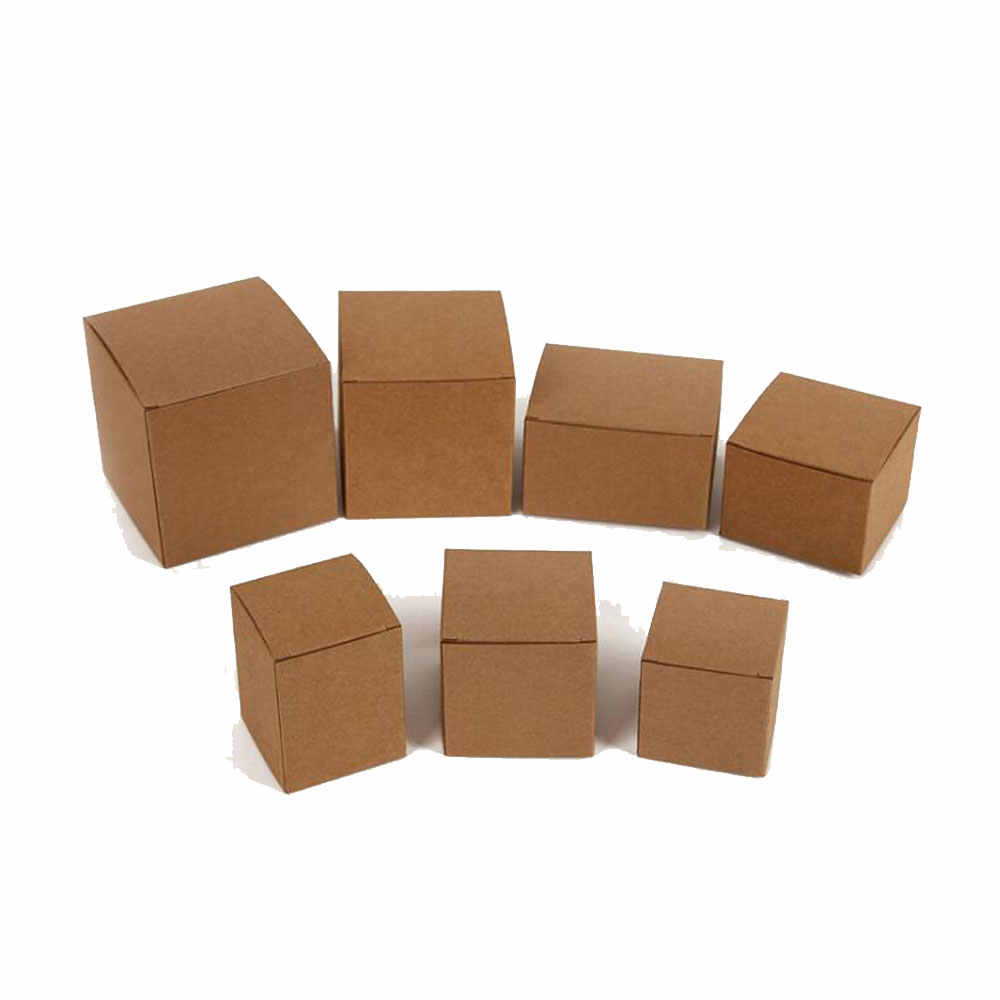50pcs Diy Kraft Paper Candy Box Wedding Favors Gift Party Supply Birthday Christmas Party Gift Ideas Packaging Boxes Box Wedding Box Wedding Favorbox Box Aliexpress