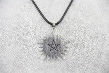 Supernatural Dean Pentagram Necklace