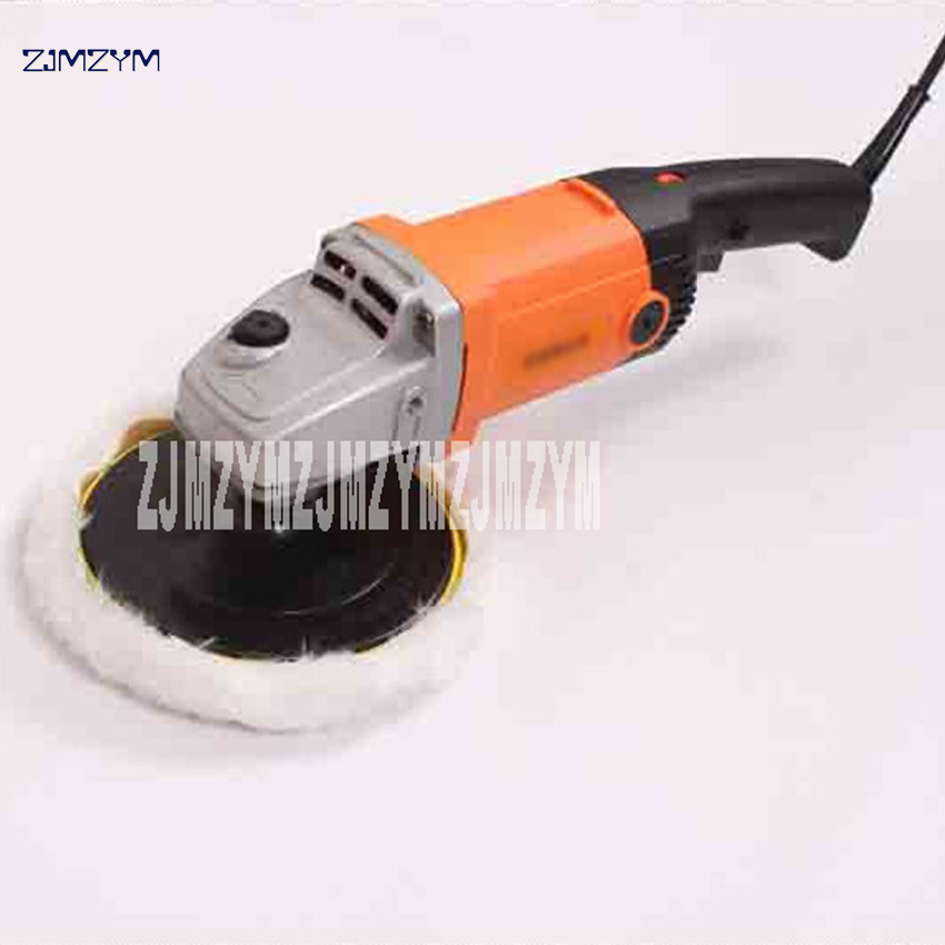 1280W Car Polishing and Waxing Machine 220V 500-3000r/min Electric Scratch Remove Beauty Car Care Repair Polisher Tools 30 3000r