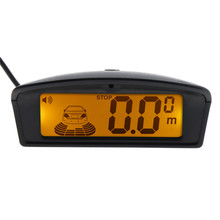 Monitor Detector System with LCD Display