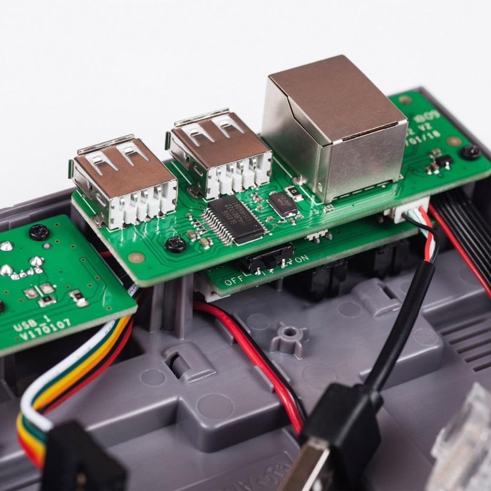 US $20 97 |Aliexpress com : Buy NEW Retroflag NESPi Case + Plus With Safe  Shutdown Reset For NES Style Case Raspberry Pi 3 B 2 B B+ Bplus from