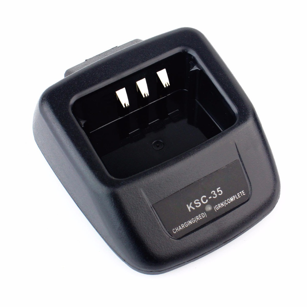 Free shipping KSC 35 Li ion Rapid Desktop Charger/Adapter