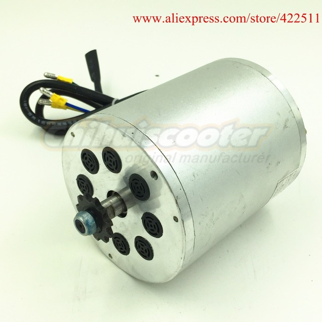 1600ワット48ボルトブラシレス電気dcモータ1600ワット電動スクーターbldcモータbomaブラシレスモーター(スクーターパーツ)
