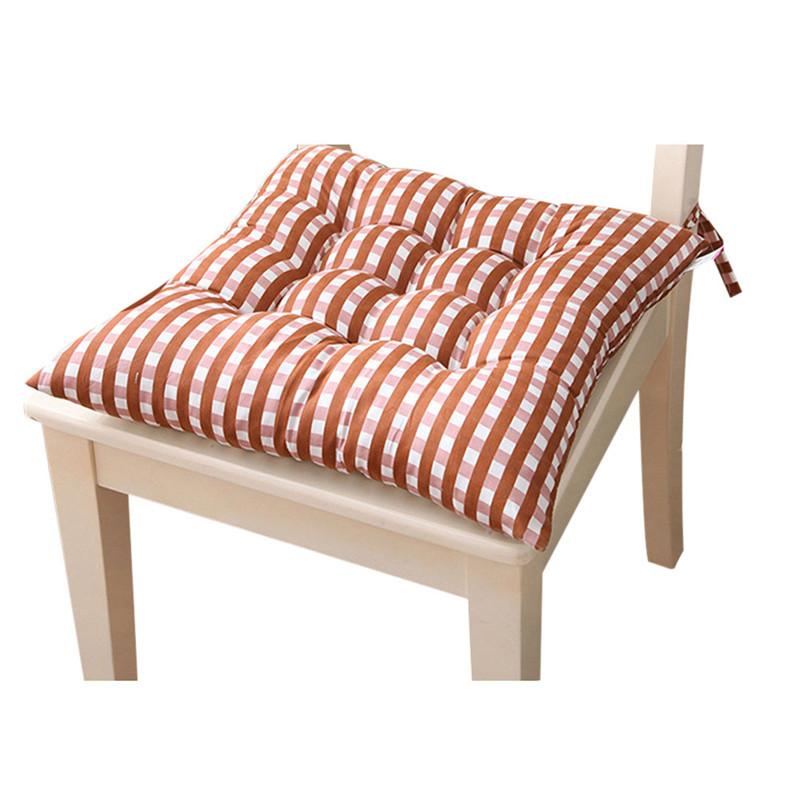 nuevo punto de la onda de algodn cojines del asiento silla de interior jardn cojn cm para comedor jardn al aire libre