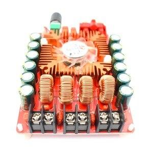 Image 5 - TDA7498E הדיגיטלי סטריאו מגבר 2X160W מונו ערוץ BTL 220W אודיו AMP לוח D4 002