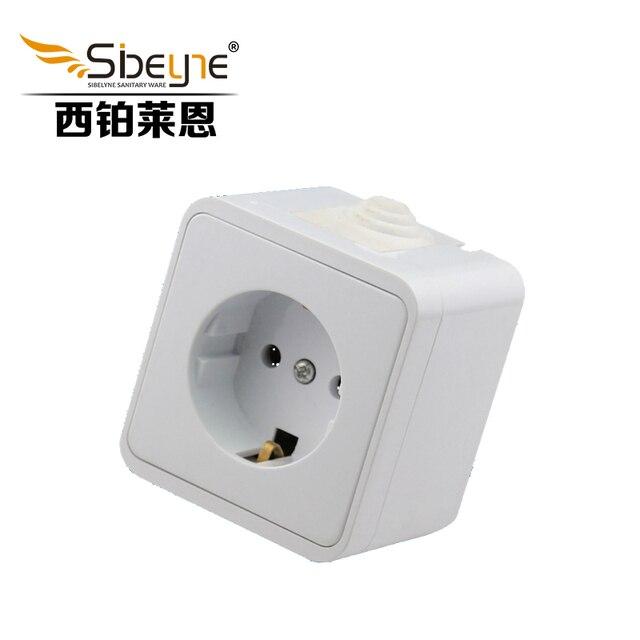 ITAS2203 German socket European standard standard outlet home ...