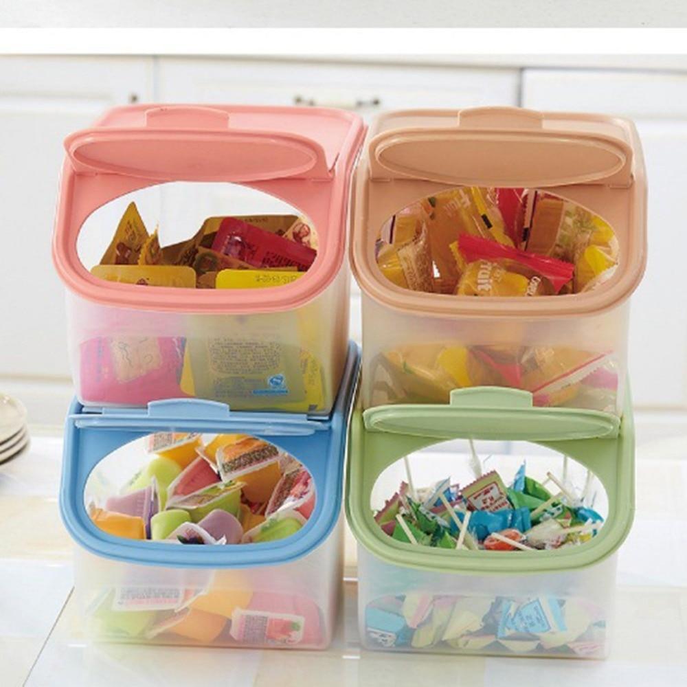 Household Use Kitchen Storage Organizer Dried Food Storage