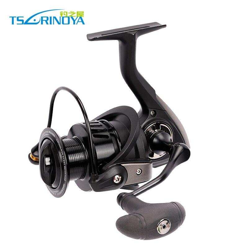 Tsurinoya 2018 New Style Spinning Fishing Reel FaLcon2000 3000 4000 5000 9BB 5.2:1 Freshwater & Seawater Casting Reel