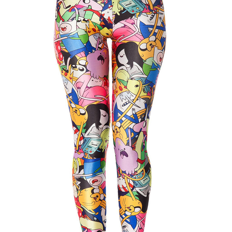 Neue charater cartoon frauen legging damen leggings jeggings frau - Damenbekleidung - Foto 1