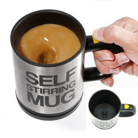 Automatic Stainless Self Stirring Mug Auto Electric Mixing Tea Coffee Mugs My Bottle Lazy Water Bottle