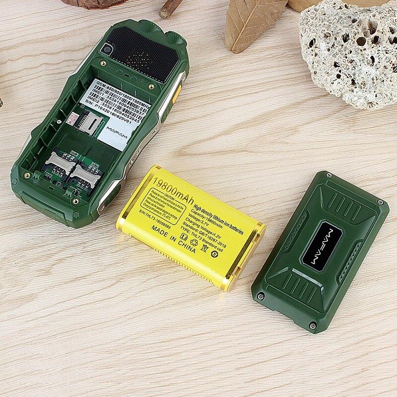 Celular móvil con UHF Walkie Talkie inalámbrico con presilla para - Teléfonos móviles - foto 6