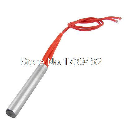 Mold Heating Element 10x60mm Single End Cartridge Heater AC 110V 120W mold heating element cartridge heater 10 2 wire 110v 400w 9 5mm x 100mm