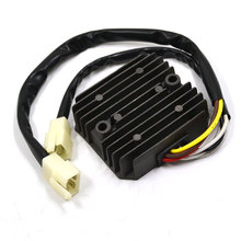 цена на Voltage Motorcycle Boat Regulator Rectifier 12V For Yamaha XV750 XV920 Virago XZ550 Vizion Scooters Moped Pit Dirt Bike Charger