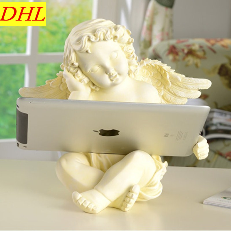 Cute Angel Statue Cupid Bust Gypsum Roman Mythology Little Love God Decorations Collectible Colophony Crafts Wedding Gifts L2201Cute Angel Statue Cupid Bust Gypsum Roman Mythology Little Love God Decorations Collectible Colophony Crafts Wedding Gifts L2201