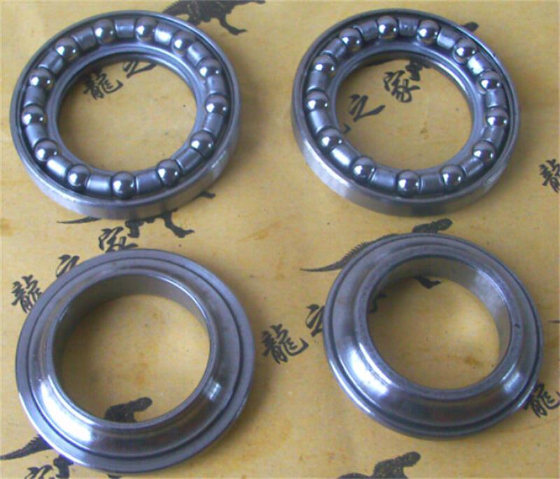 Motorcycle Steering Bearing Pressure Ball Bearing Direction Column Bearing For Honda CG125 CBT125 CG CBT 125 125cc